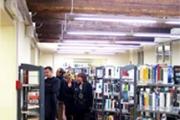 Sistemazione della Biblioteca comunale a Rubiera (RE)