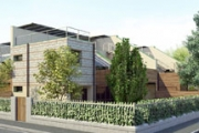 Progetto per 6 alloggi a Sant'Ilario (RE)