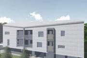 Edificio per 12 alloggi a Crevalcore (BO)