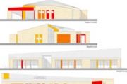 Nuova scuola comunale per l'infanzia a Scandiano (RE)