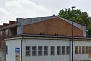 Riparazioni post-sisma palestra scuola media Fermi - Luzzara