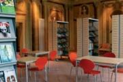 Biblioteca a Reggiolo (RE)